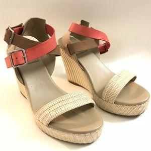 9595e5d288b4 Lacoste Shoes - Lacoste Wedge Sandal 😍😍😍